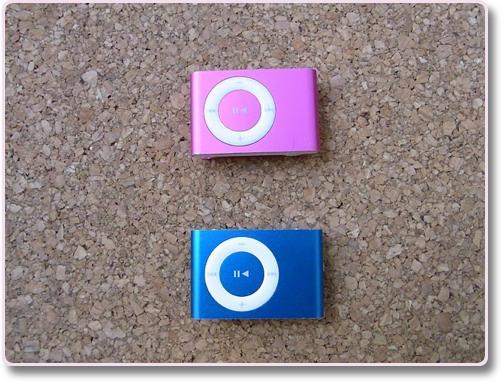 iPod Shuffle(2nd Gen)